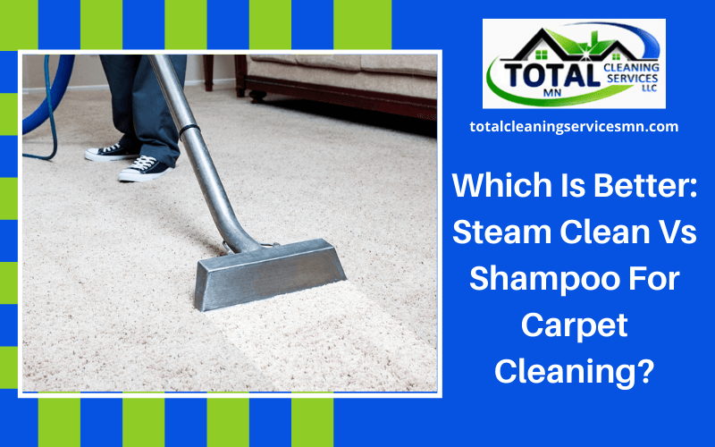 Which Is Better Steam Clean Vs Shampoo For Carpet Cleaning
