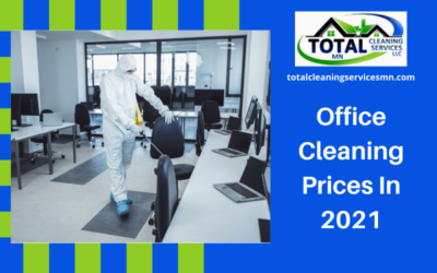 Office Cleaning Prices In 2021