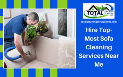 Hire Top-Most Sofa Cleaning Services Near Me